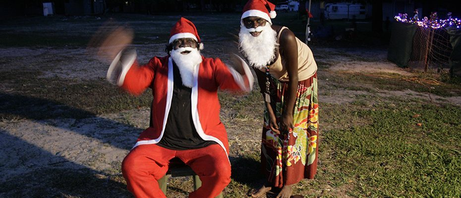 Christmas Eve Gapuwiyak