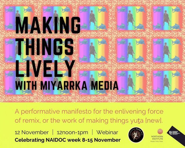It's NAIDOC week & we're going to be talking about our new book all week!